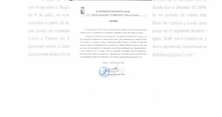 Licencia urbanistica marquesina